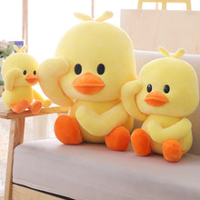 "Load image into Gallery viewer, ""Ducky"" Stuffed animal"