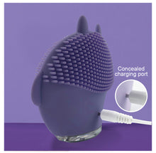 "Load image into Gallery viewer, ""Skippy"" Electric face cleansing brush"