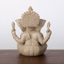 "Load image into Gallery viewer, ""Ganesha"" Sandstone statue"