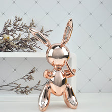 "Load image into Gallery viewer, ""Carrot Chiq"" Creative rabbit statue"