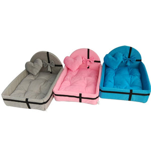 """Easy Love"" Dog bed in 3 colors"