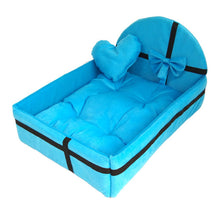 "Load image into Gallery viewer, ""Easy Love"" Dog bed in 3 colors"