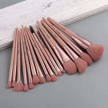 "Load image into Gallery viewer, ""Blushy Blush""  Makeup brushes set"