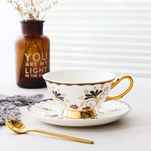 "Load image into Gallery viewer, ""My Cup Of Tea"" Cup & saucer set"