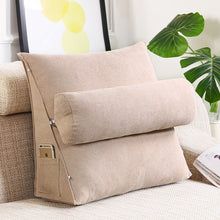 "Load image into Gallery viewer, ""Back Support"" Luxury cushion"