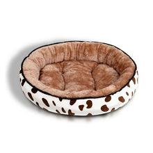 "Load image into Gallery viewer, ""The Cow"" Cat & dog bed"