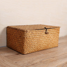"Load image into Gallery viewer, ""Woven Basket"" Storage basket"