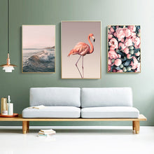 "Load image into Gallery viewer, ""Pink Poetry"" wall art"