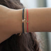 Diamond Friendship Bracelet in 14k solid gold