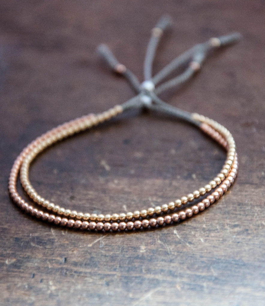 p clasp product rose curvy our add bracelet t any of beaded lr bar gold