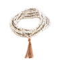 Essential tassel necklace