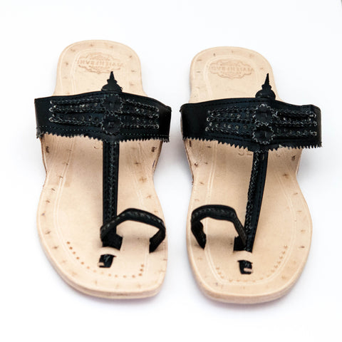 Toe ring sandals - Jesus walkers