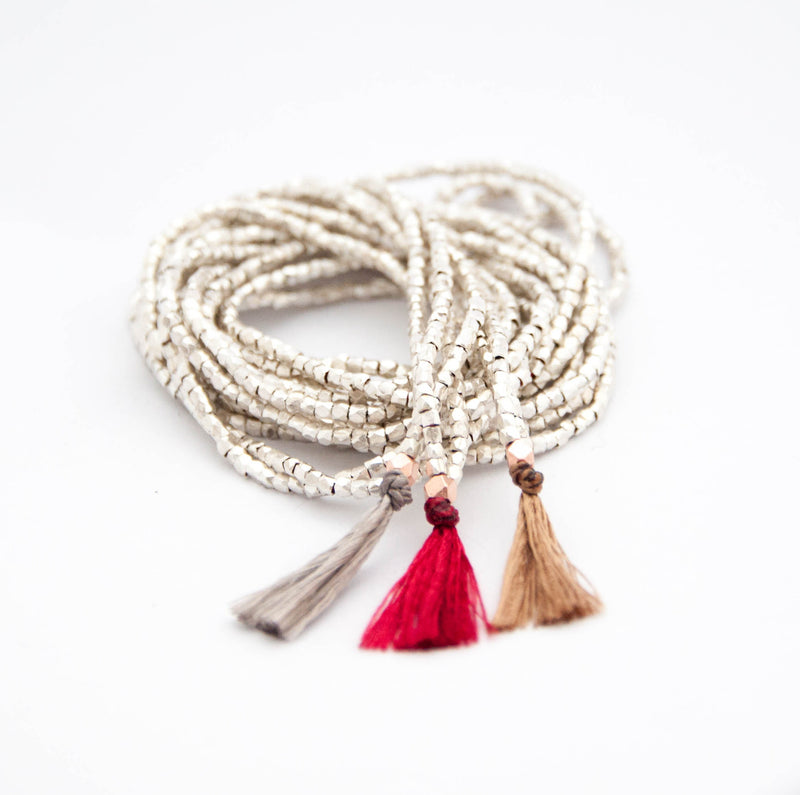 Essential tassel necklace - Vivien Frank Designs