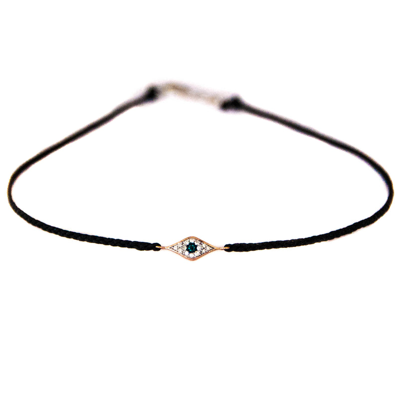Evil Eye Choker necklace - Vivien Frank Designs