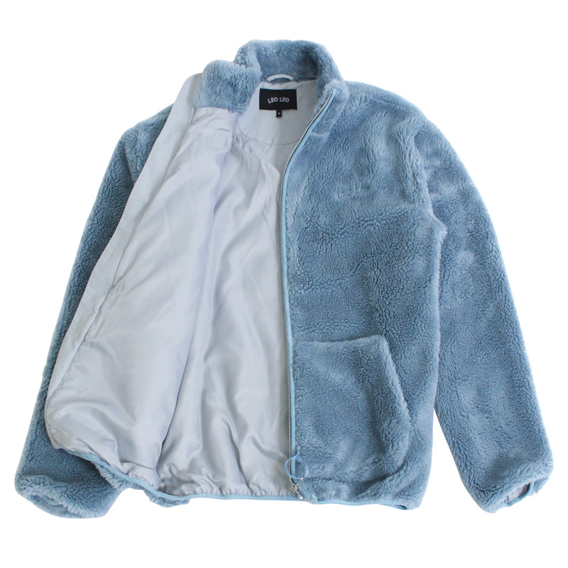 Deep Pile Fleece Jacket