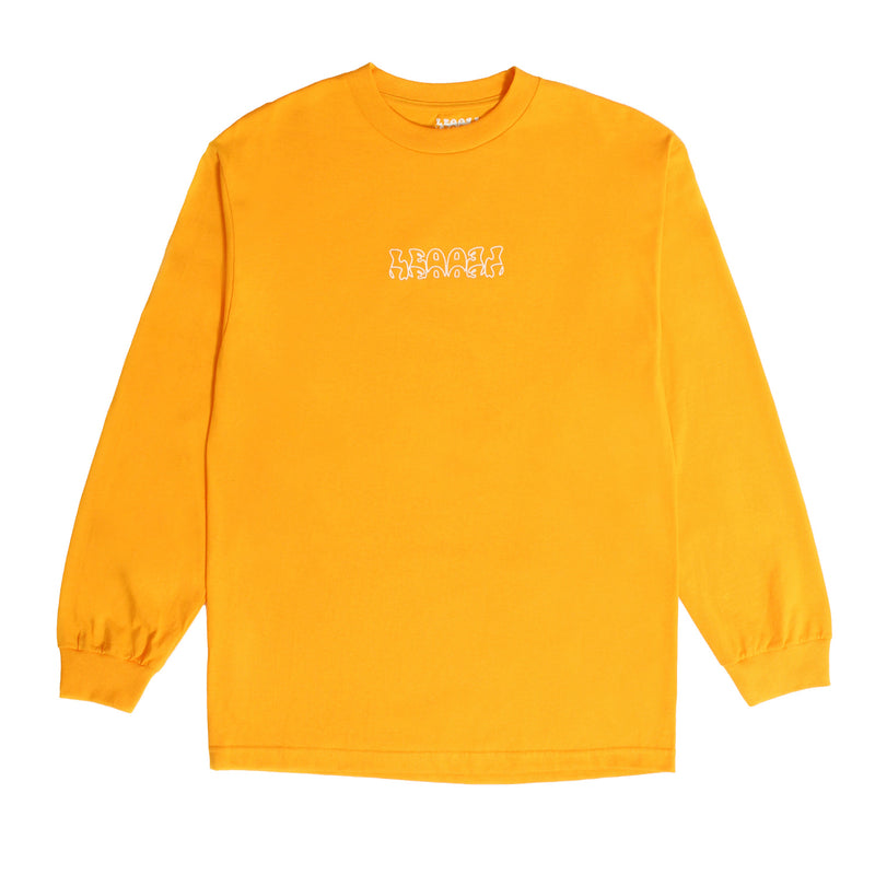 Outline Logo Long sleeve Tee