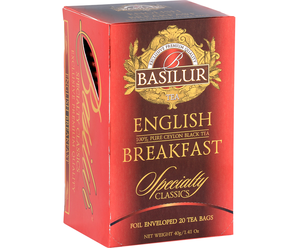 English Breakfast 20 Bolsas