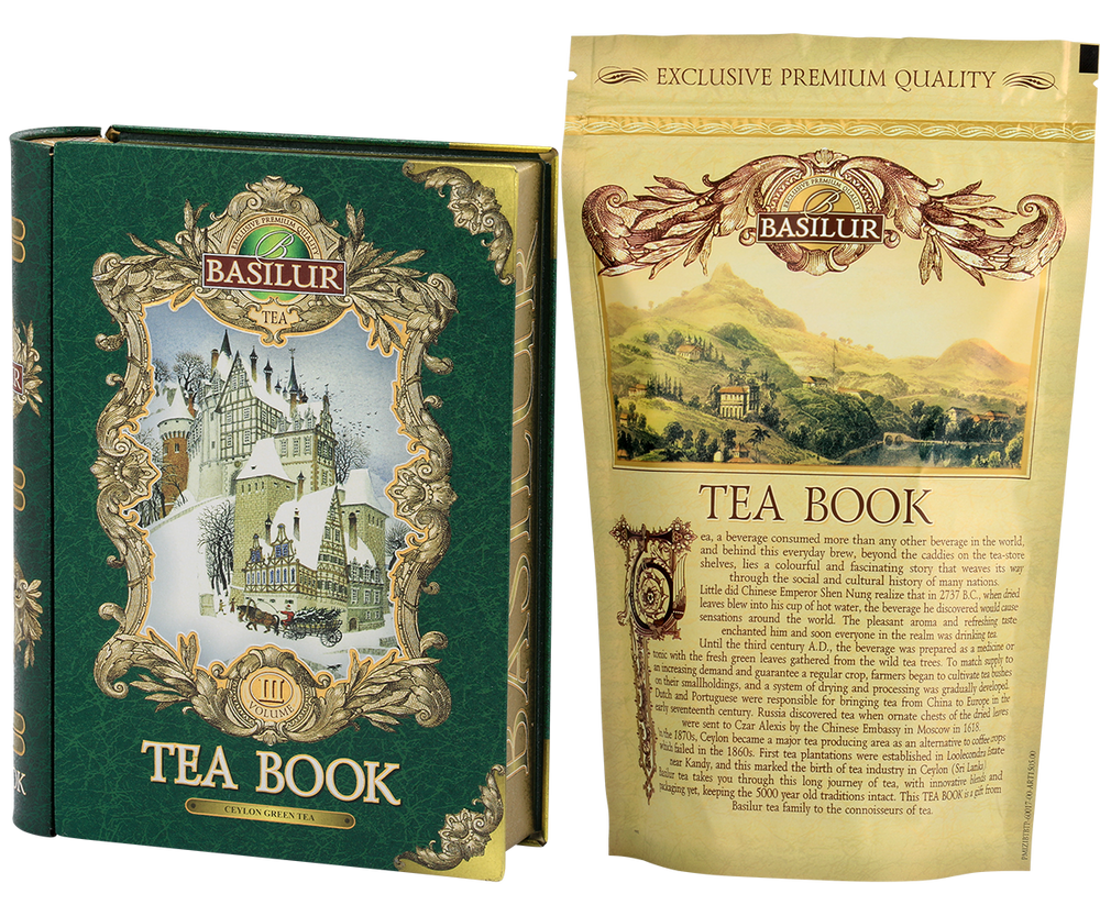 Tea Book Vol III (lata) 100gr