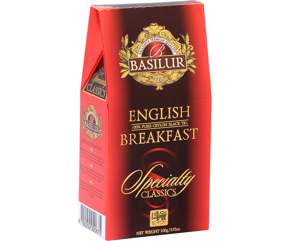Té English Breakfast 100gr