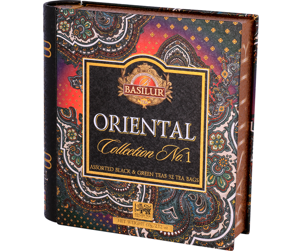 Oriental Collection Vol.1  32 bolsas