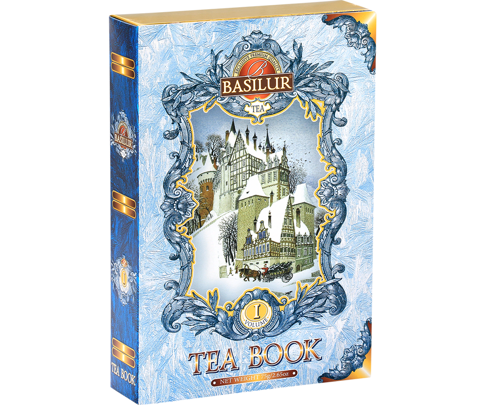 Tea Book Volumen I Blue 25 Bolsas