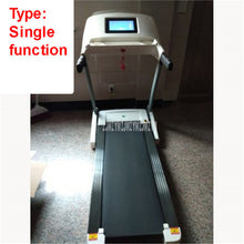 Load image into Gallery viewer, A5 10.1 inch Large Display Screen Electric Foldable Mini Treadmill Sit-Up Function Support WIFI Mute Indoor Fitness Equipment