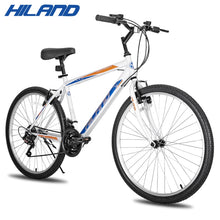 Load image into Gallery viewer, 18 Speed Mountain Bike Bicycle 26 inch steel frame aviliable MTB free shipping City bike bicycle road bike