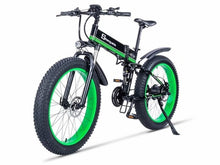 Load image into Gallery viewer, Electric bicycle 1000W Electric Beach Bike 4.0 Fat Tire Electric Bike  48V Mens Mountain Bike Snow ebike 26inch Bicycle