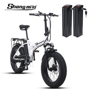 Ebike Electric bike 500W electric fat bike beach bike cruiser electric bicycle 48v15ah lithium battery  electric mountain bike