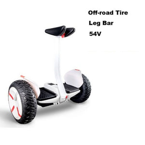 Off Road Electric Scooter Self Balancing Hoverboard 2 Wheel  Electric Skateboard Electric Smart Scooter Remote Control  Scooter