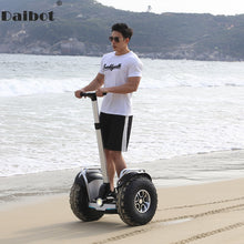 Load image into Gallery viewer, 19 inch big tire hoverboard 2 wheels scooter High Power Electric self balancing scooter adjustable hover board skateboard