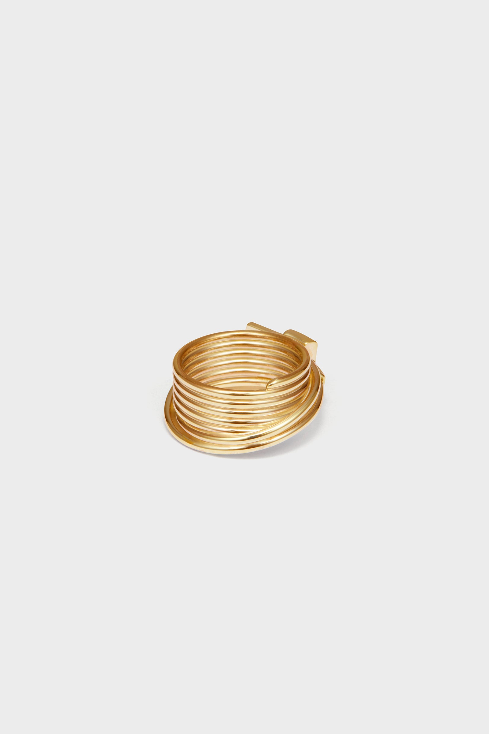 LIGHTNING RING (GOLD)