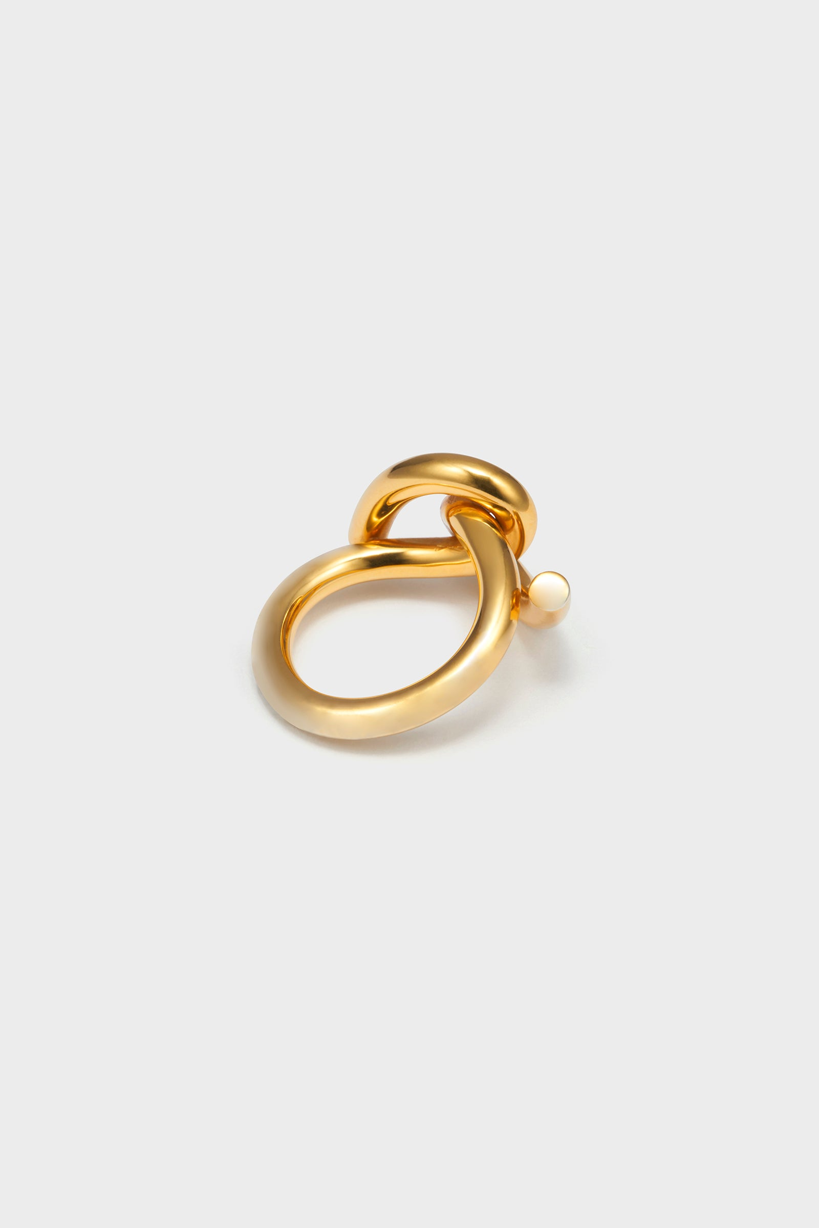 ANVORHANDEN TORSION RING (GOLD)