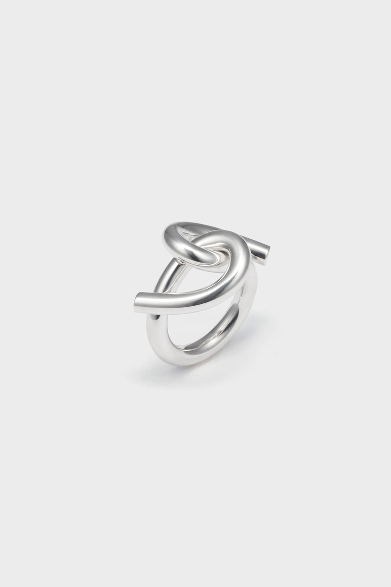 TORSION RING (SILVER)