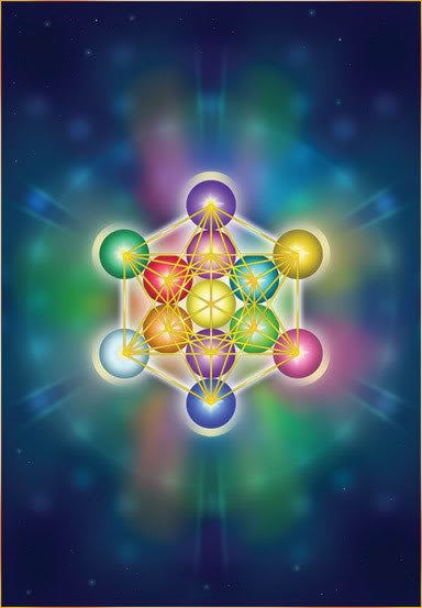 Metatron's Cube and its Healing Properties