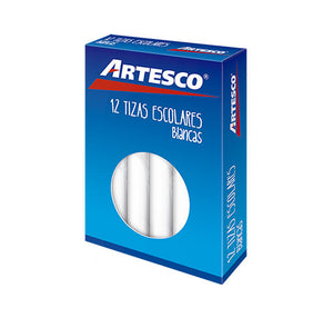 Artesco® Tiza Blanca/Color, 12/1 (204826/16203012/204827/16202012)