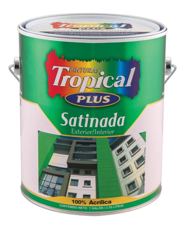 Tropical Pintura Satinada