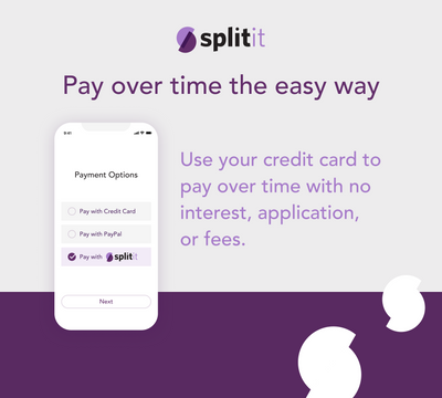 PAY OVER TIME THE EASY WAY