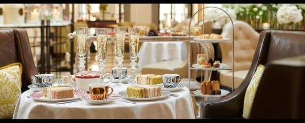 Afternoon Tea at Corinthia London