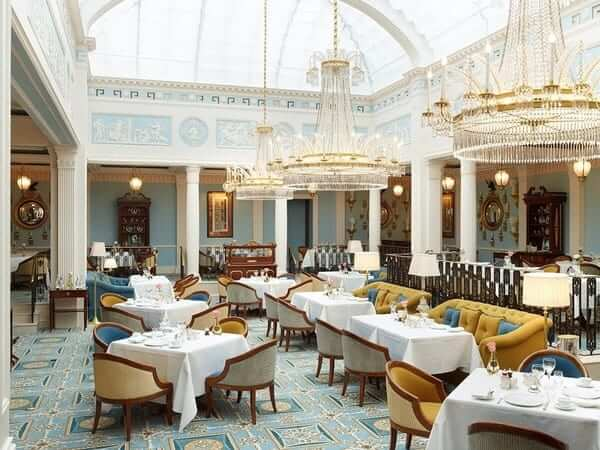 Celeste Restaurant, The Lanesborough Hotel