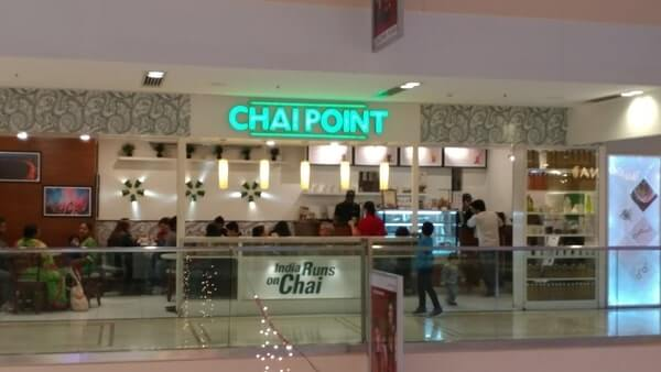 Chai point shop