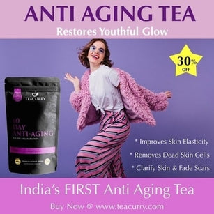 Teacurry Anti Ageing Tea