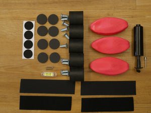 DIY Build Kit voor Rocker plate