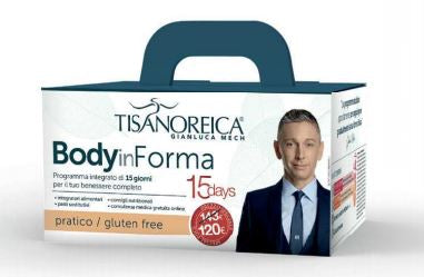 Tisanoreica® Kit Body In Forma