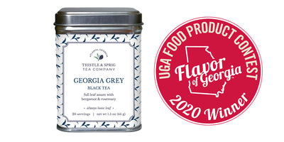 GEORGIA GREY WINS STATEWIDE FLAVOR OF GA AWARD