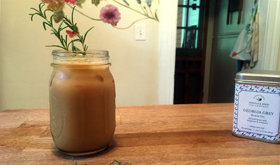 RECIPE: ICED EARL GREY LATTE