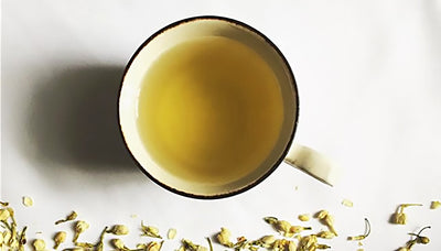WHY COFFEE MAY BE GIVING YOU THE JITTERS...BUT NOT TEA