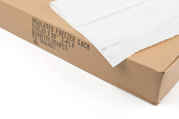 Plain High Tensile Freezer Sacks