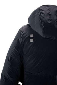Sort UBR Ytterplagg Thunder Parka