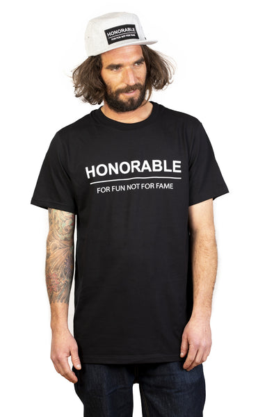 Honorable just fun tee